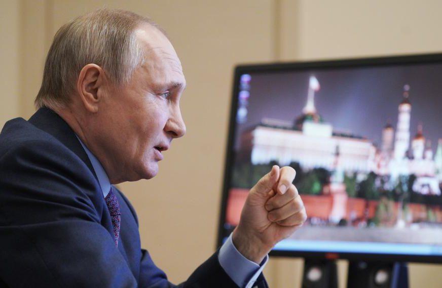 """""""Naši stručnjaci dijele svoje znanje"""" Putin poručuje da nijedna zemlja ne može sama protiv korona virusa"""