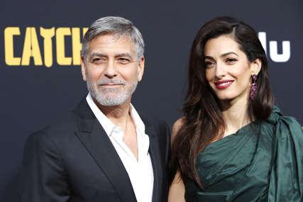 """""""Mislio sam da imam ispunjen život, tada se pojavila Amal"""" Džordž Kluni o SUPRUZI, DJECI i novom pogledu na život"""