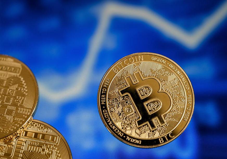 NOVI SKOK Bitkoin premašio 60.000 dolara
