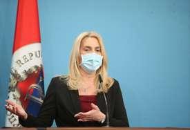 """Cvijanovićeva o zaduživanju Srpske """"Cilj  je obezbijediti novac za povećanje plata i za krizne situacije"""""""