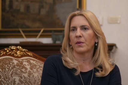 """""""ONI POKAZUJU BRIGU"""" Cvijanovićeva iskazala zahvalnost Srbiji za saradnju na dobrobit građana"""