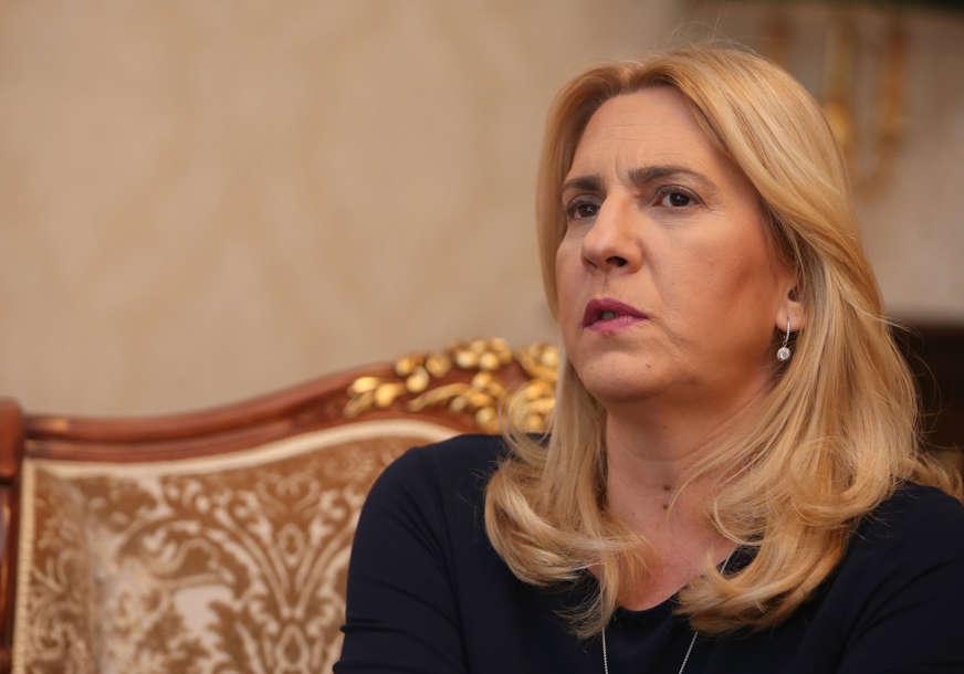 Cvijanović: Jadna je zemlja u kojoj članovi Predsjedništva pozivaju stranca da smijeni Dodika