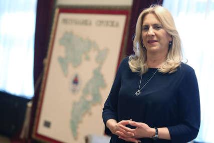 Željka Cvijanović čestitala je krsnu slavu grada: Požrtvovano raditi na razvoju Banjaluke na svim poljima