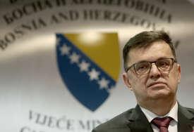 Tegeltija: Čeka se stav Predsjedništva BiH u pogledu zaštite suverenih prava na moru
