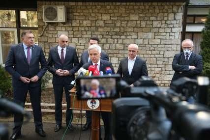 JEDINSTVEN POLITIČKI STAV Čubrilović: Prošlo je vrijeme nametanja, povelje neće biti vraćene