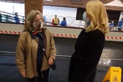 BAKA POHVALILA PROCES VAKCINACIJE Cvijanović: Mnogo mi znače lijepe riječi zahvalnosti (VIDEO)