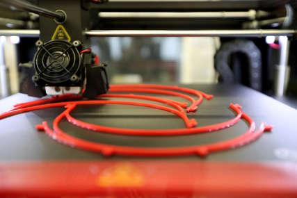 DOMIŠLJATI KRIMINALCI U ilegalnoj radionici pravili oružje 3D printerom