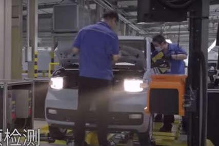 U Kini predstavljen električni automobil koji prečišćava vazduh