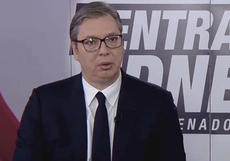 """""""Što želite da nekoga predstavite kao neprijatelja tamo GDJE GA NEMATE"""" Vučić istakao da Srbija podržava integritet BiH"""