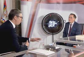 """""""Ne pada mi na pamet da se IGRAM RATOVA"""" Vučić poručio da je mir između Bošnjaka i Srba od presudnog značaja za budućnost"""