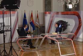 """Vučić o """"non pejperu"""": Nisam vidio taj dokument, a kamoli učestvovao u njegovom pisanju"""