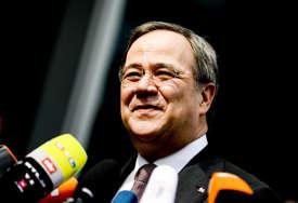 KANDIDAT ZA KANCELARA NJEMAČKE Lašet dobio 31 od 46 glasova federalne izvršne komisije CDU