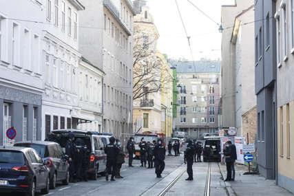 Kokain i oružje u restoranu Đanijevog ortaka: Šta su sve austrijski specijalci pronašli u lokalu Srbina u Beču