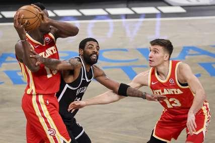 Atlanta je u plej ofu, Bogdanović ubacio 20 poena