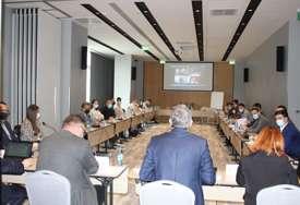 Borenović: Gradimo jake odnose sa međunarodnim partnerima