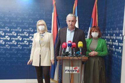 Borenović o RUŠENJU BUDŽETA Banjaluke: Skupštinska većina ugrožava funkcionisanje života u gradu