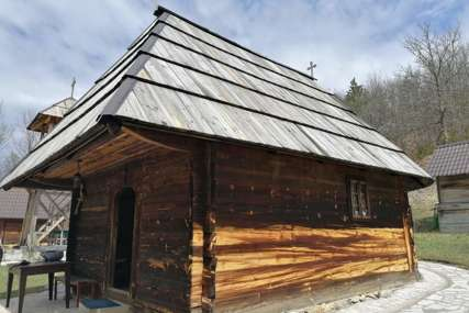"""Nastavljeno terensko istraživanje """"Crkve brvnare u Republicu Srpskoj, legende ili istine"""""""