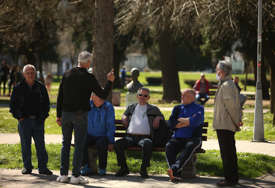 PROSJEK 405 KM Danas počinje isplata aprilske penzije u Srpskoj