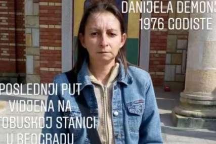 NESTALA ŽENA Danijela posljednji put viđena na autobuskoj stanici u Beogradu