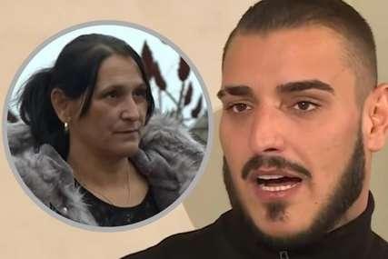"""""""MA TO NIJE ISTINA"""" Oglasila se majka Darka Lazića nakon priče da ga juri policija i da danima ne dolazi kući"""