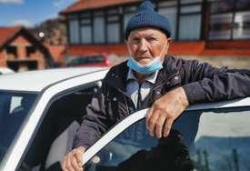 Djed Tikomir je najstariji vozač u Srbiji: Ima 94 godine i USPJEŠNO JE PROŠAO sve testove (FOTO)