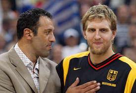 SJAJNO PRIZNANJE Tomas stavio Divca i Stojakovića u najbolju evropsku petorku NBA lige