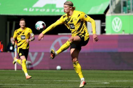 NADMAŠIO OBAMEJANGA Haland sa dva gola postavio novi rekord Borusije Dortmund