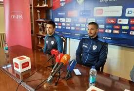 BORCU SLIJEDI DERBI  Maksimović: Očekujem dobru utakmicu sa Sarajevom