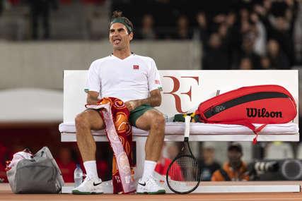 Federer odustao od još jednog Mastersa