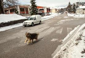 Život na granici: Bosansko Grahovo zarobljeno snijegom i koronom
