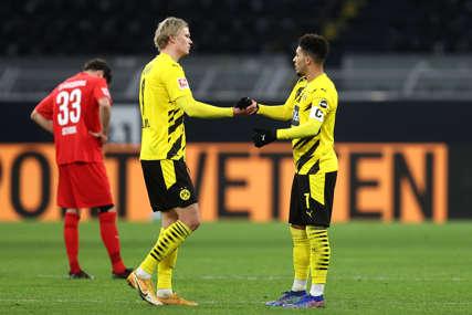 NEMA PRODAJE NAJBOLJIH Dortmund želi da zadrži Halanda i Sanča