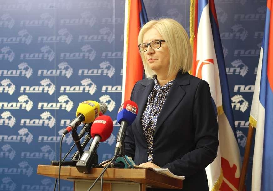 """""""Na udaru televizije"""" Pekićeva pozvala funkcionere iz Srpske da zaštite svoj kadar na BHRT"""