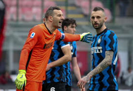 POTPUN KRAH VELIKANA Poslije Atletiko Madrida od Superlige Evrope odustao i Inter