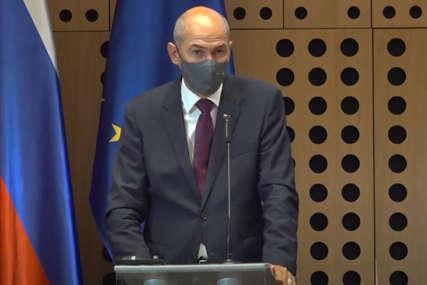 Janša: Proširenje na Zapadni Balkan odgovor na strateške izazove EU