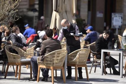 BOLJA SITUACIJA U ČEŠKOJ Potpuno otvaranje restorana i kafića od ponedjeljka