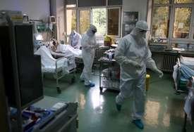 PODGORICA NAJKRITIČNIJA U Crnoj Gori u posljednja 24 časa troje preminulih, još 97 oboljelih