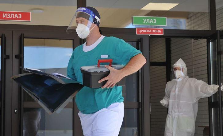 OSAM PACIJENATA VIŠE Raste broj zaraženih u novosadskim bolnicama