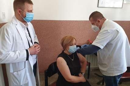 IMUNIZACIJA U LOPARAMA Dobar odziv građana za vakcinaciju protiv virusa korona