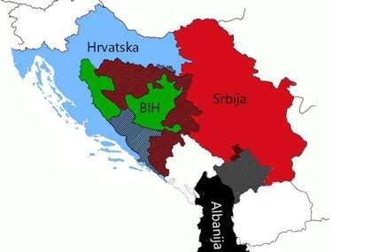 NON PEJPER EUFORIJA Na Balkanu je vatra ugašena, ali žar uvijek tinja