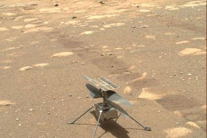 Tehnički problemi: NASA odgodila prvi let minihelikopterom na Marsu