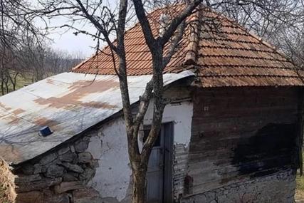 TROŠNA, ORONULA I BEZ PROZORA Srpski pjevač je u ovoj kući živio u bijedi, zimi spavao s kapom