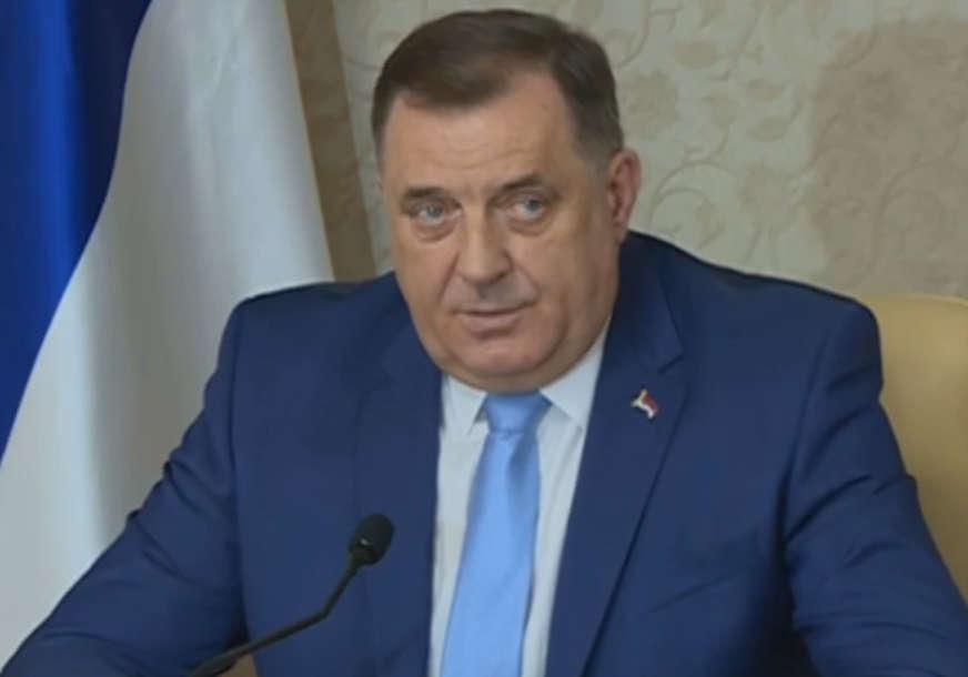 """Dodik poručio da je za Srpsku bolje da ostane Valentin Incko, nego da dođe neko sa """"snagom Njemačke iza sebe"""""""