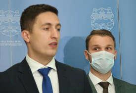 """""""Hvale se viškom novca, a žele novo zaduženje"""" Ilić poručio da je APSURDAN zahtjev gradske administracije"""