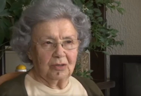 """""""PAMITIM ZLOŽINE, ALI I SLOIDARNOSTI"""" Nada je imala šest godina kada je upoznala pakao Jasenovca"""