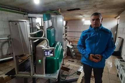 MODERNIZOVALI FARMU Instaliran prvi robot za mužu u Semberiji
