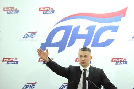 """""""Da su Srbi slušali Dodika, Republike Srpske ne bi ni bilo"""" Na šta Nešić i DNS upozoravaju lidera SNSD"""