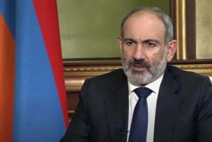 """RASTU TENZIJE Jermeni traže pomoć Rusije """"Azerbejdžan nije povukao svoje snage"""""""