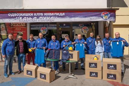 """Grand trade donacijom sportske opreme podržao OKI """"Banjaluka"""""""