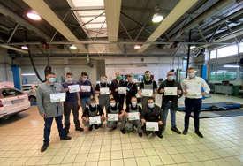 """#Project1Hour: Zaposleni u koncernu """"Volkswagen"""" brinu o zaštiti okoline (FOTO)"""
