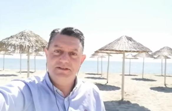 """""""PARALIJA IZGLEDA SABLASNO"""" Reporter iz Srbije obišao grčko ljetovalište (VIDEO)"""